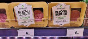 La 'Beyond Burger' se suma a los lineales de El Corte Inglés e Hipercor