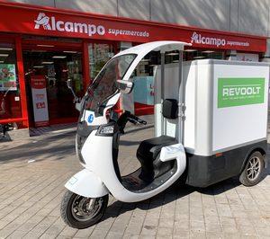 Revoolt sigue su expansión y lleva la logística urbana sostenible a Logroño