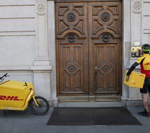 DHL Parcel Iberia crece un 9% en su segundo año de actividad