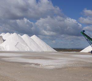 Infosa obtendrá 100.000 t de sal marina en 15 días
