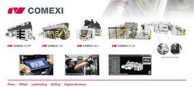 Comexi muestra sus avances en digitalización en la Feria K