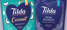 Ebro Foods penetra con fuerza en Reino Unido con la compra de Tilda
