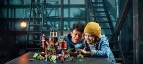 Lego recupera su volumen de ventas en el mercado ibérico