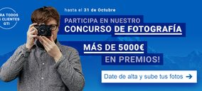 GTI lanza un concurso de fotografía para sus clientes con más de 5.000 € en premios