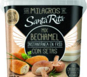 Santa Rita Harinas innova en ayudas culinarias