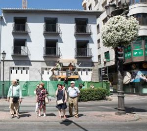 La reconstrucción del hotel Montecarlo entra en su fase final