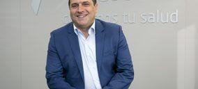 Pedro Rico releva a José Luis Pardo como director general de Vithas