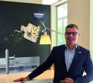 Ignasi Puertas, nuevo director comercial de Grohe