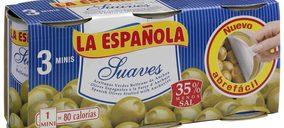 La Española acusa la entrada de otros proveedores de aceituna en Mercadona