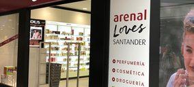 Verano fructífero para Arenal Perfumerías: desembarco en Santander y nuevos proyectos