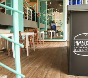 LaMburguesa estrena su décimo local propio