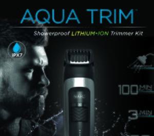 Wahl en IFA con el recortador de barba Aqua Trim