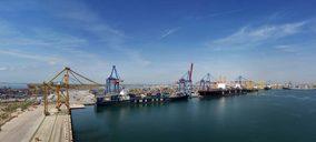 Las terminales de Cosco en España crecen el doble que su matriz hasta junio