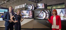 Samsung comunica un amplio rango de lanzamientos