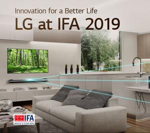 LG desvela su concepto de hogar inteligente
