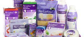 ¿Quién elabora la gama No Lactosa! de Carrefour?