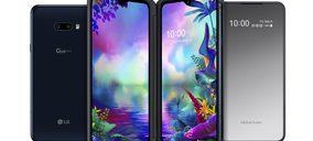 G8XThinQ, el smartphone de LG con doble pantalla