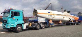 Trasportes Carballo solicita una parcela en el puerto de Las Palmas