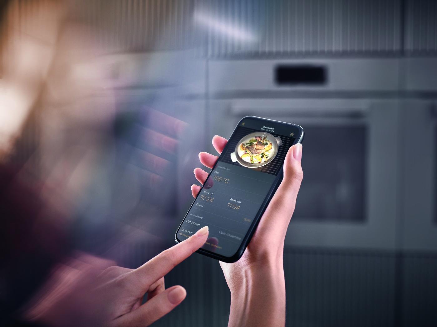 Miele presenta en IFA sus electrodomésticos inteligentes