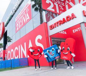 Mondo Convenienza abre en Badalona su segunda tienda en España