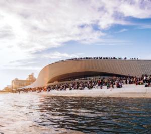 Geberit suma tecnología y diseño en el MAAT de Lisboa