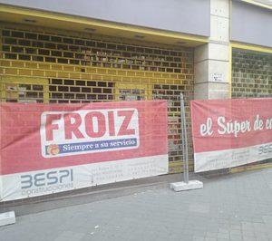 Froiz refuerza su presencia en Madrid