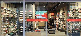 'Foot on Mars' inaugura su primera flagship store en Zaragoza