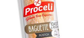 La especialista sin gluten Proceli crece a dos dígitos de la mano de Mercadona