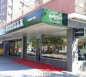 Rodilla abre una franquicia en Madrid