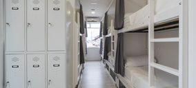 Abre un hostel en la estación de tren de Santander