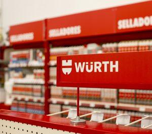 Würth ultima la apertura de cuatro autoservicios