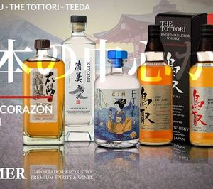 Hisúmer también apuesta por destilados japoneses