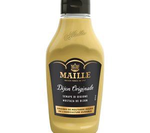 Bolton Cile lanza un nuevo formato de mostaza Maïlle