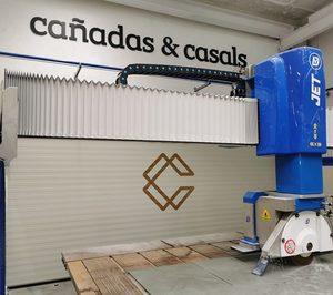 Marbres Cañadas inaugura centro