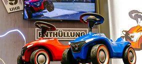 Simba Toys vuelve al crecimiento tras la absorción de Smoby