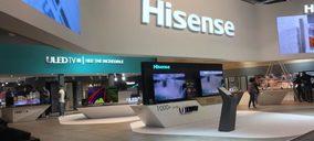 Hisense sigue avanzando con su negocio en España