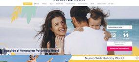 El resort Holiday World actualiza completamente su web