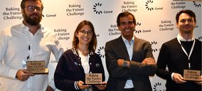 Connecting Food gana el concurso de innovación Baking the Future Challenge de Europastry