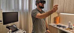 HoloDicom convierte a 3D y en tiempo real las pruebas diagnósticas