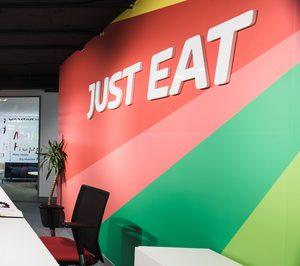 Just Eat compra su competidora Canary Flash