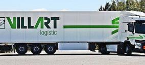 Villart Logistic se apoya en el exterior para seguir creciendo e invirtiendo