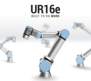 Universal Robots lanza un cobot para cargas pesadas