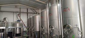 Cervezas Mica multiplica su capacidad con unas nuevas instalaciones