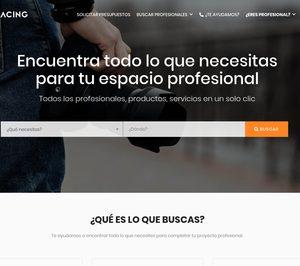 Nace Splacing, nuevo portal para profesionales de la reforma