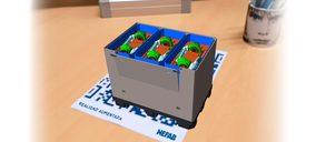 Nefab optimiza sus servicios mediante la realidad aumentada