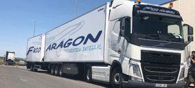 Frío Aragón invierte en megacamiones y se prepara para los duo trailer