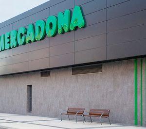 Mercadona reforma un nuevo supermercado en Madrid