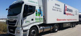 El grupo Panero avanza en el mercado logístico y en sostenibilidad