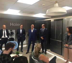 Haier presenta su estrategia para el mercado español