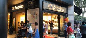 Amorino abre en Barcelona